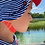 Thumbnail: 2 in 1 Lycrasuit Long + Sunhat