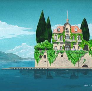Kotor bay (painting)