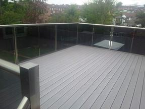 Royal-Chrome-balustrade-tinted-glass-Composite-Decking.jpg