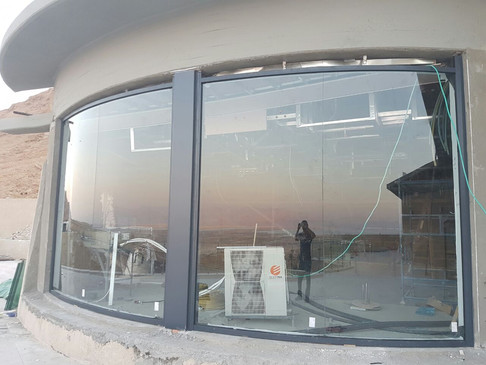 חלון פנורמי של בליינד'ס במצדה