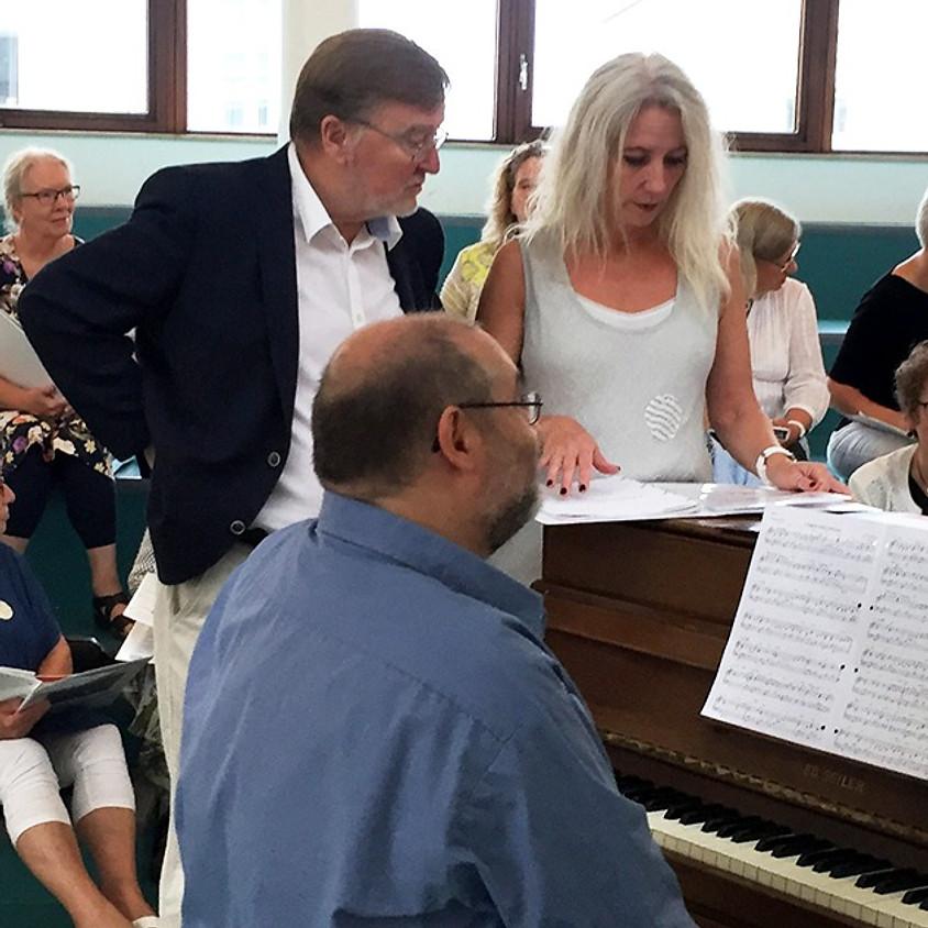 Korkoncert i Ringkøbing Kirke