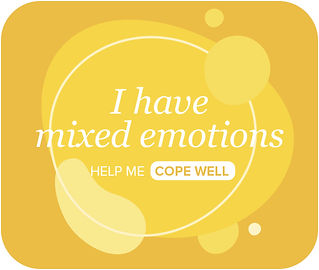 MindAid Coping Keys for Mixed Emotions