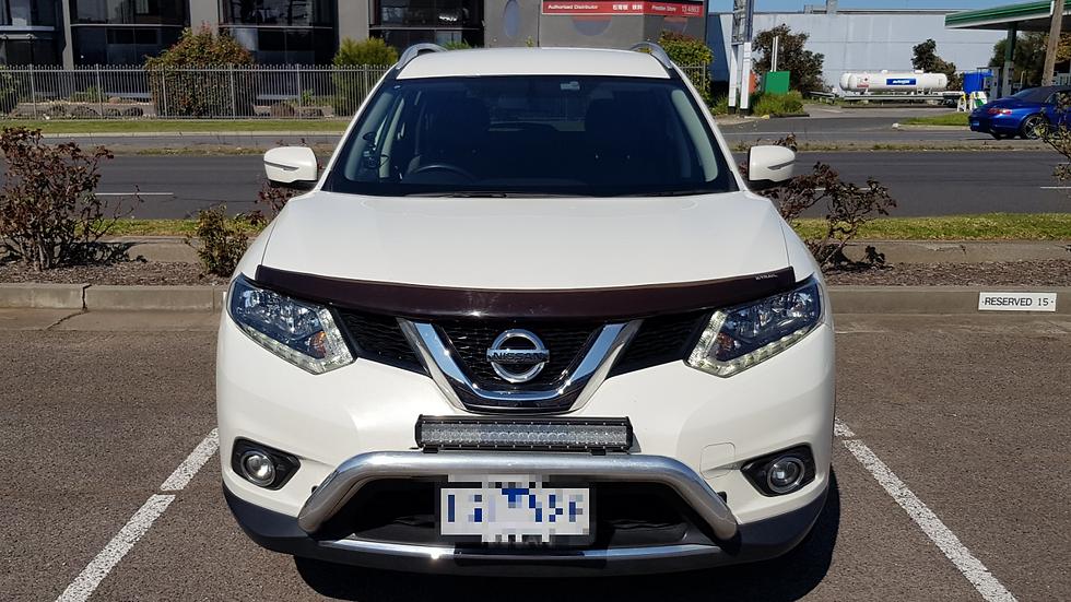 2015 Nissan X-Trail ST-L (4x4)