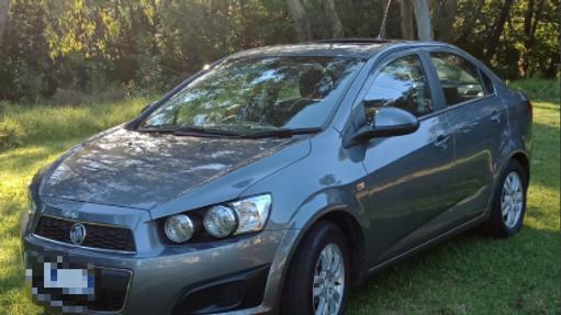 2012 Holden Barina CD Sedan