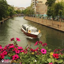 Canals of Eskişehir