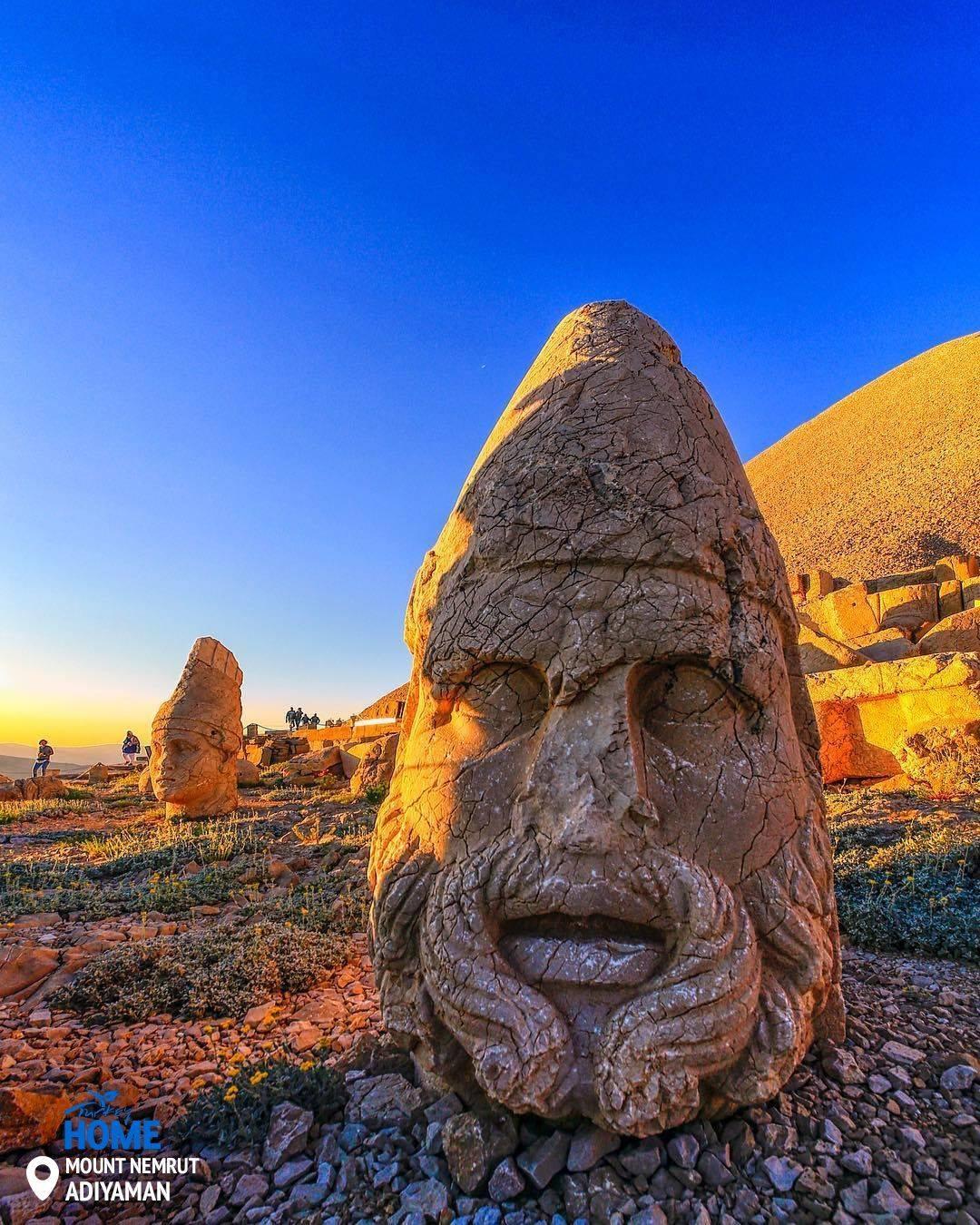 Mount Nemrut, Adıyaman