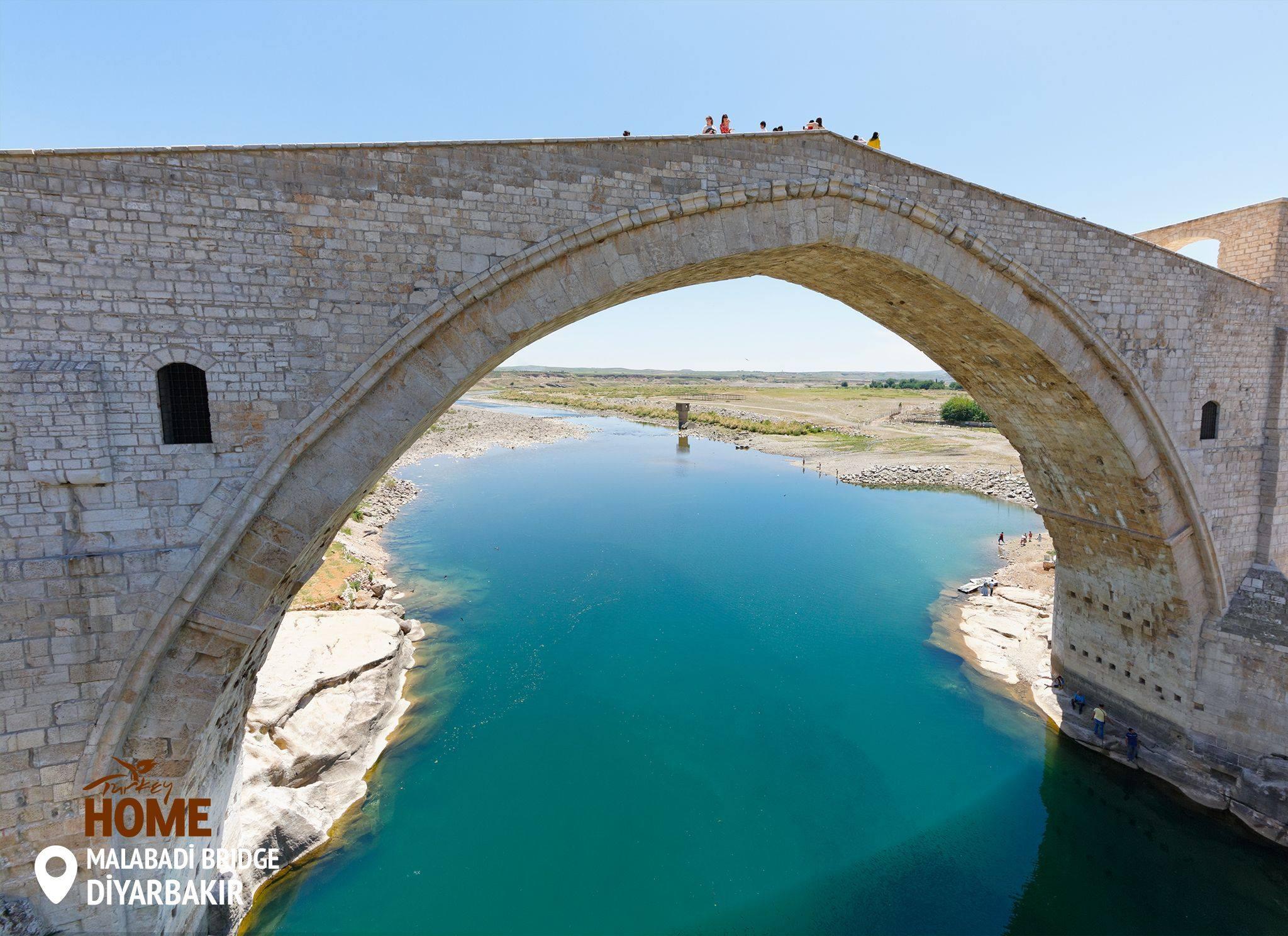 Malabadi Bridge, Diyarbakır