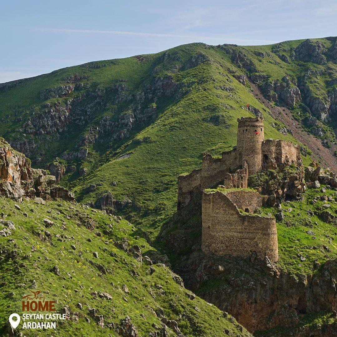 Devil's Castle, Ardahan