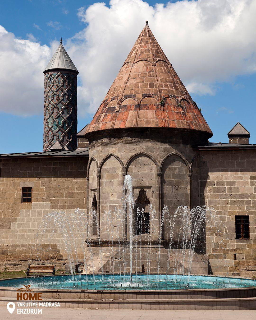 Yakutiye Medrese, Erzurum