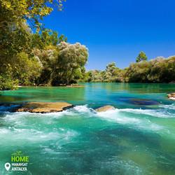 Manavgat River, Antalya