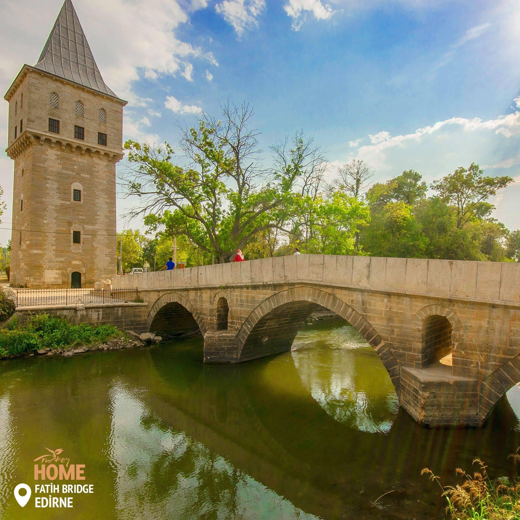 Fatih Bridge, Edirne
