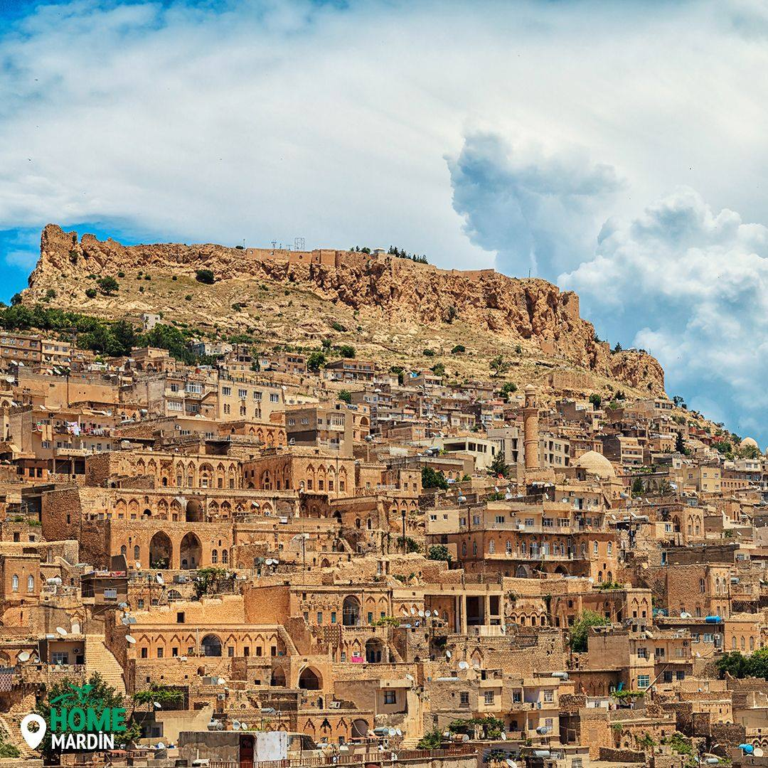 Ancient city of Mardin