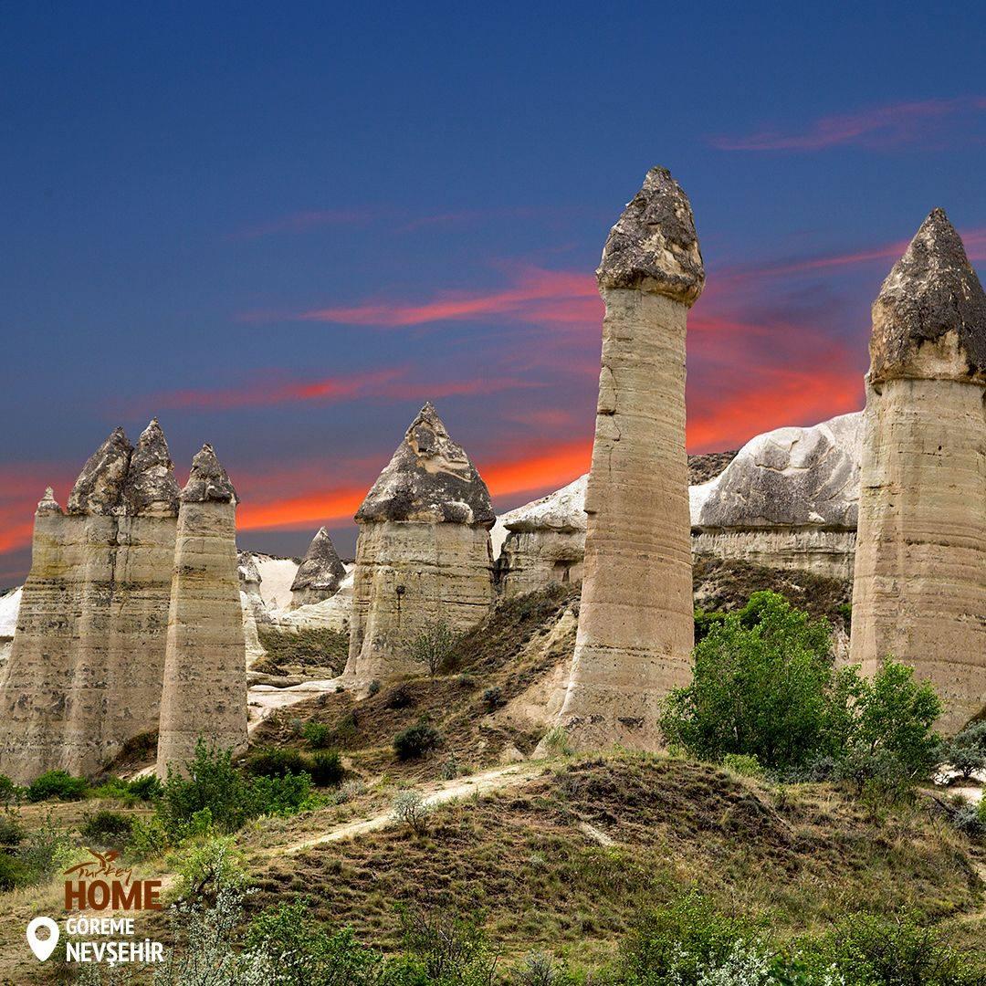 Göreme, Nevşehir (Cappadocia)