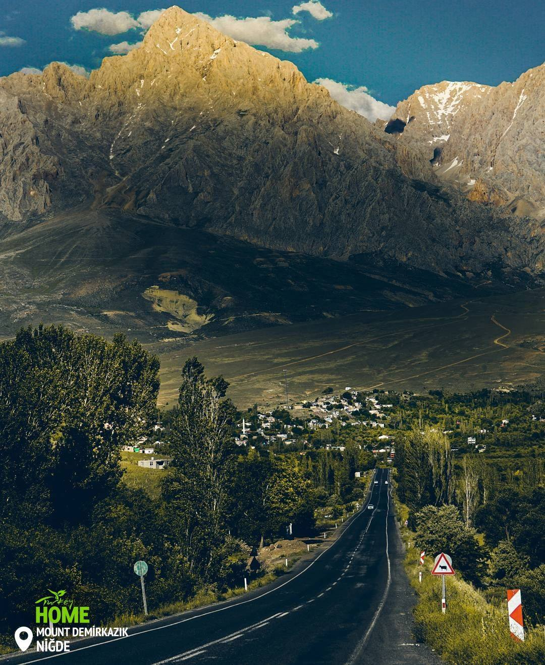Mount Demirkazık, Niğde
