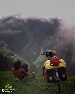 Hiking in Turna Plateau, Trabzon