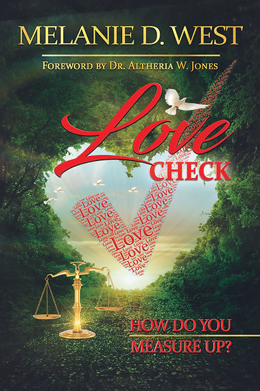 Love Check - Book Cover - Chosen FRONT -