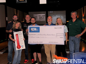 Thank you to everyone who participated in the NCFAA Charity Bowl!