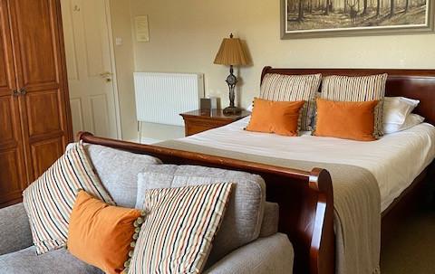 sofa for views