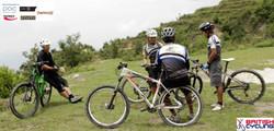 Mountain biking in Gwydir Forest