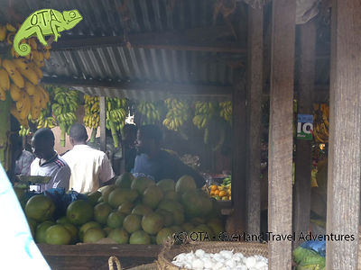 Darajani Market in Zanzibar, Nairobi to Zanzibar Safari, OTA - Overland Travel Adventures