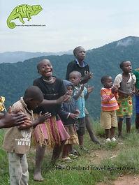 Visit local villages on OTA's Kenya to Kigali Adventure