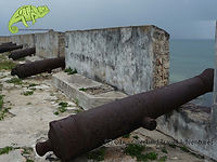 The Fort at Ilha de Mocambique, OTA - Overland Travel Adventures safaris