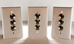 Dumbwaiter push buttons