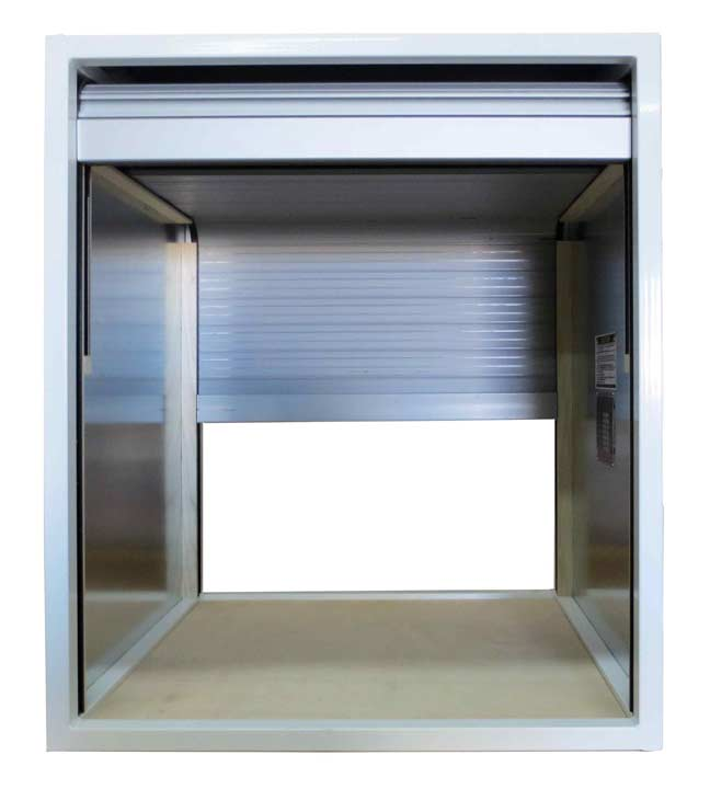 Dumbwaiter car
