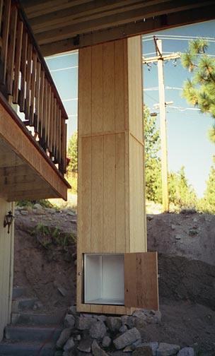Firewood lift