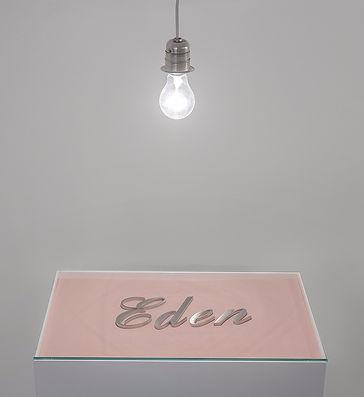 luz blanco contemporary art The End Installation exhibited in New-Delhi, Paris, Istanbul