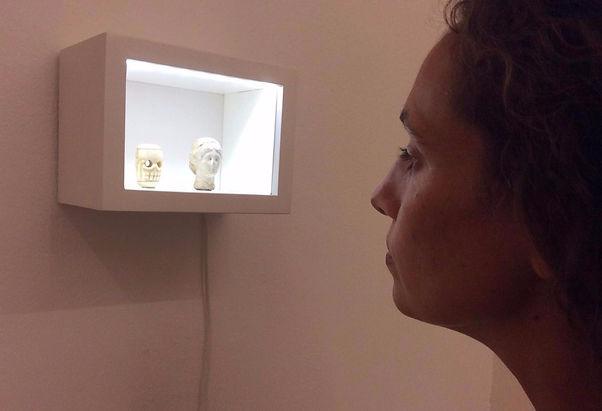 art luz blanco vanity contemporary art exhibition paris istanbul