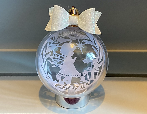 Angel bauble