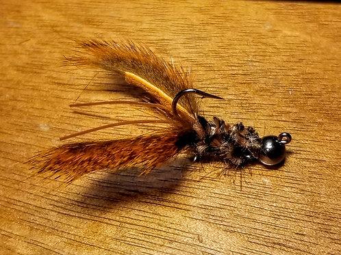 Zipper Tungsten Mini-Craw