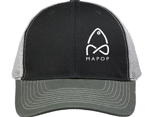 MaPop Fishing Custom Snap Back Baseball Hat