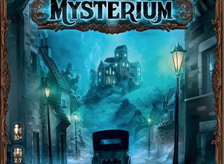 Pawn & Pint Review: Mysterium