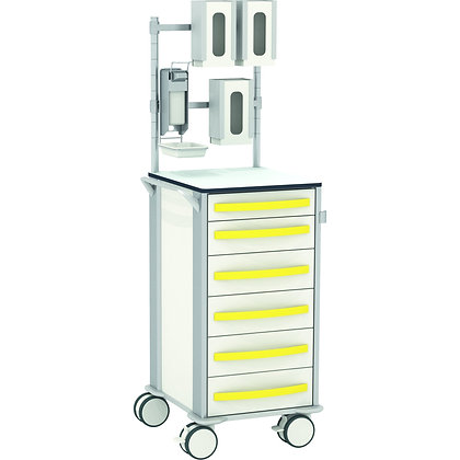 MPO dressing trolley Type 1