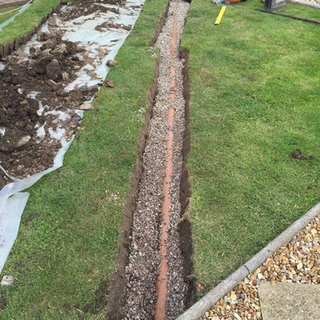 Waste Water pipe replacement