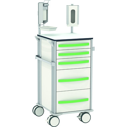 MPO dressing trolley Type 2