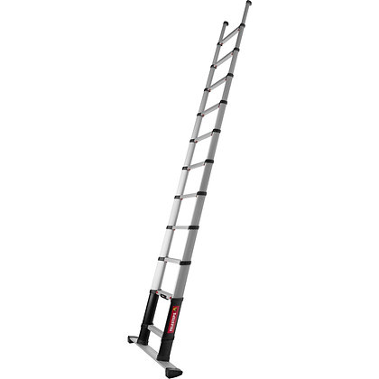 Telescopic single ladder