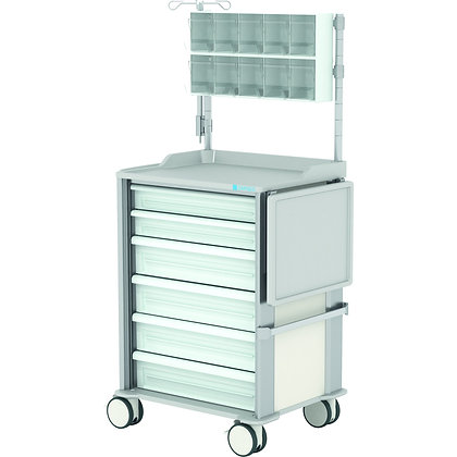 MPO anaesthesia trolley, type 2