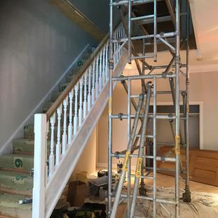 Stair Renovation