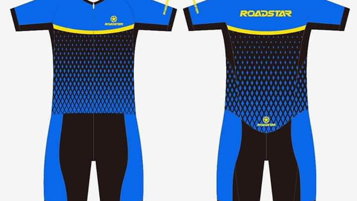 Roadstar Blue and Yellow