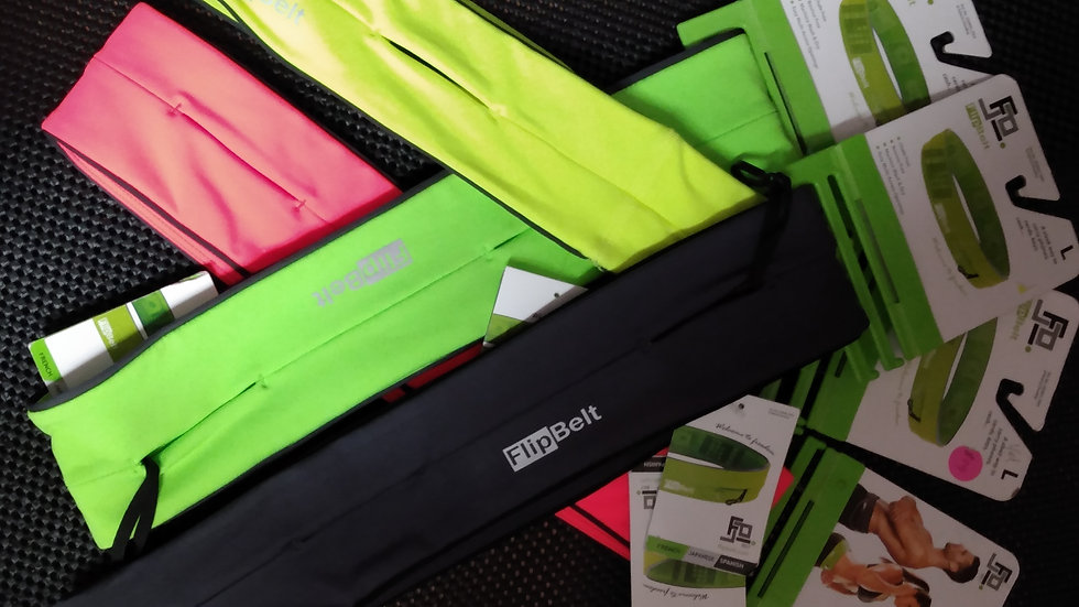 Flip belts ( xs to lg)