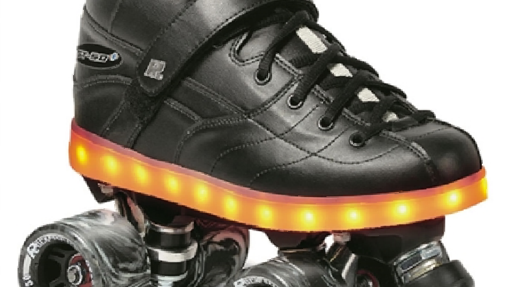 Sure grip Rock light up recreational skates