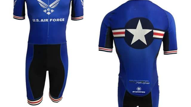 US Air Force Racing Fit
