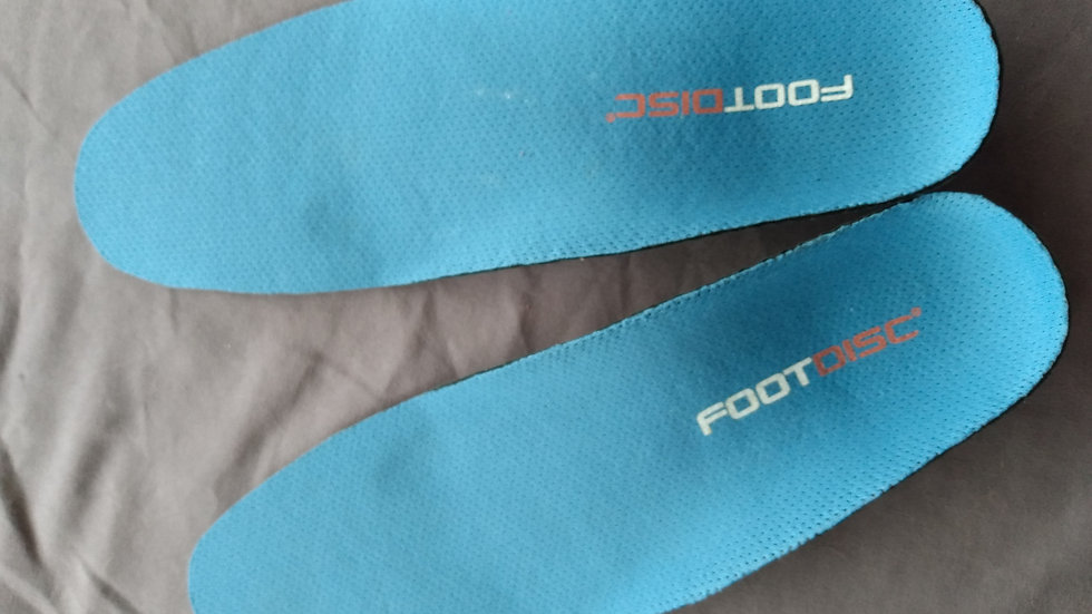 Foot Disc and Crazy skates insoles replacements