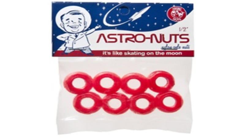 Astro axle nylon nuts