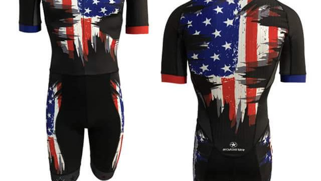 Copy of USA Shred Racing Fit