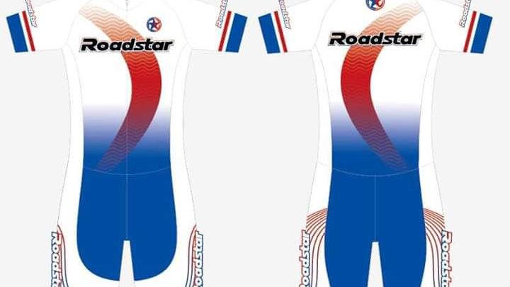 Roadstar Red White Blue