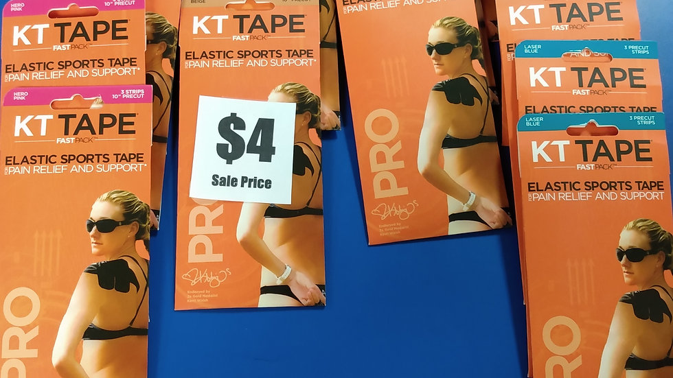 KT Tape fast pack